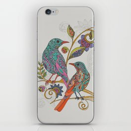 Everyday is a second chance iPhone Skin