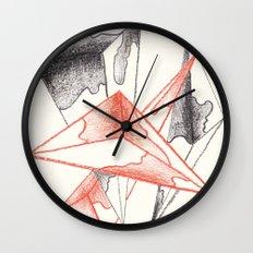 CRAYON LOVE: Monarchs Wall Clock