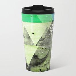 Abstract Geometry V3  Travel Mug