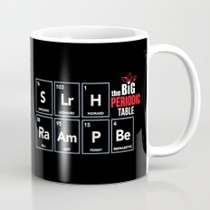 The Big (Bang) Periodic Table Mug