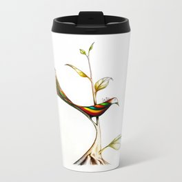 Treebird Metal Travel Mug