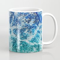 mineral Mugs featuring MINERAL MAGIC by Catspaws