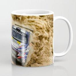 M.Castro L.Costa I20 R5 Rali Mortágua Coffee Mug