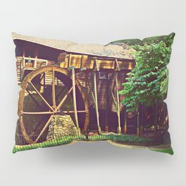 Gristmill - Charlottesville, Virginia Pillow Sham