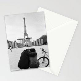 Paris Lovers Stationery Cards