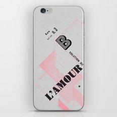 House of Love iPhone & iPod Skin