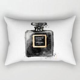 Perfume bottle fashion Rectangular Pillow