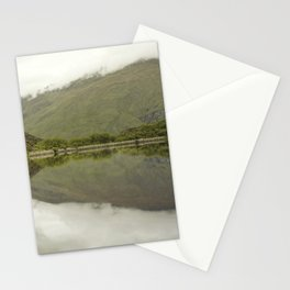 Reflections from Diamond Lake Stationery Cards