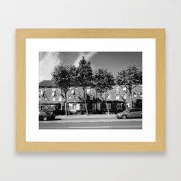 Dublin (RR 143) Framed Art Print