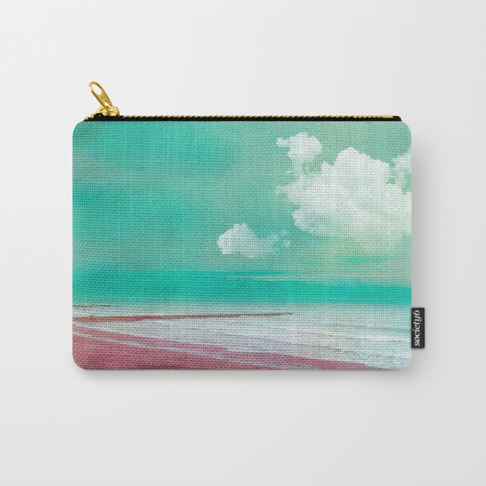 BEACHSCAPE Carry-All Pouch