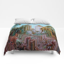 the crystal forest Comforters
