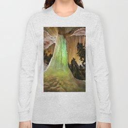 The ethereal pillar Long Sleeve T-shirt