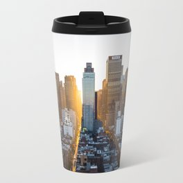 Beautiful NYC Travel Mug