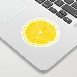 LOVE LEMON Sticker