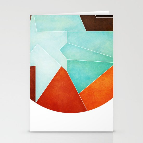 Mirrors Stationery Cards