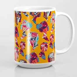 Pattern Number 16 Coffee Mug
