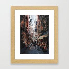 The Great Sonder Framed Art Print