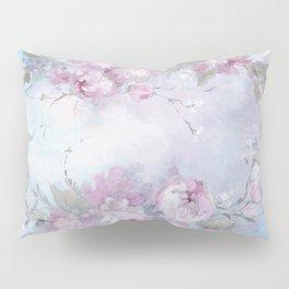 Crown Rose Pillow Sham