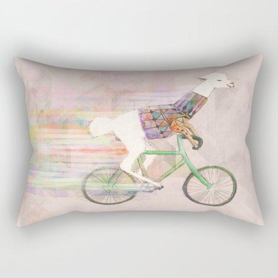 Look At Me Mom!  Rectangular Pillow