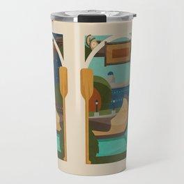 Paddle Up Travel Mug