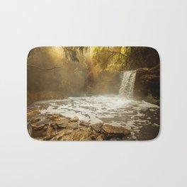 Thermal Waterfall- Wai O Tapu Bath Mat