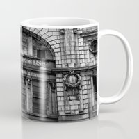 liverpool Mugs featuring Liverpool Picture House by Mark Nelson