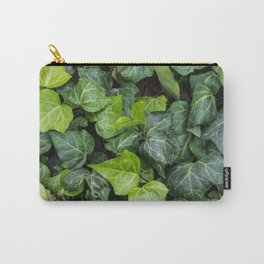 Mediterranean Ivy Carry-All Pouch