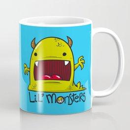 Lil' Monster Green Coffee Mug