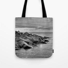 Sea Defences Tote Bag