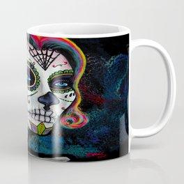 Sugar Skull Candy Coffee Mug