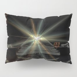Pirates in the canal tunnel Pillow Sham