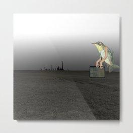 atmosphere · vogelfrei Metal Print