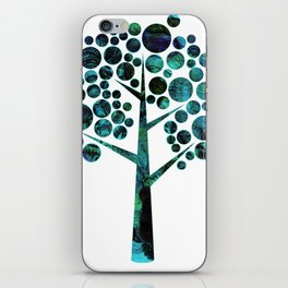 Leslie harlow fantasy Tree 5 iPhone Skin