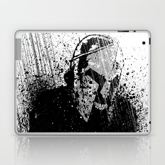 The Gladiator Laptop & iPad Skin