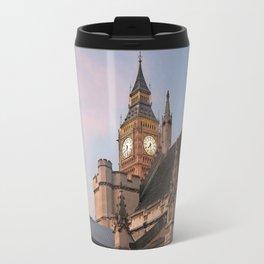 Big Ben over London Travel Mug