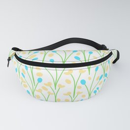 25 Tiny Blossoms Fanny Pack