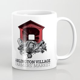 Arlington Village Farmers Market Coffee Mug