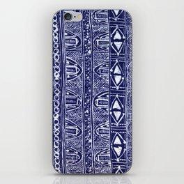 Blue Tribe iPhone Skin