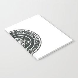 Alchemist's Seal Notebook