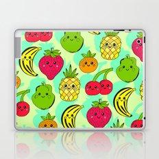 Kawaii Fruits Laptop & iPad Skin