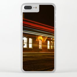 Termial Clear iPhone Case