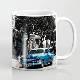 San Francisco Car Coffee Mug