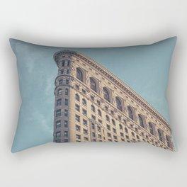 Building new york Rectangular Pillow