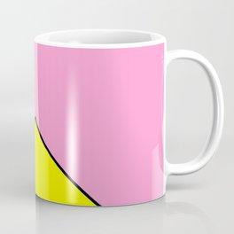 Couleurs imaginaires :Drapeau de Geroldstein. Coffee Mug