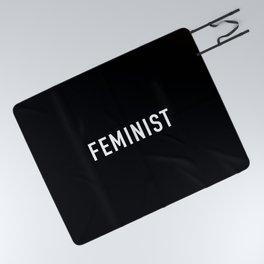Feminist Picnic Blanket