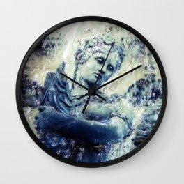 Ladi Pari I Wall Clock