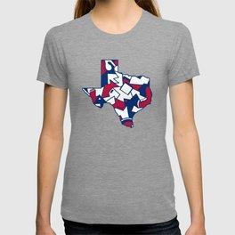 Lone Star State Love T-shirt