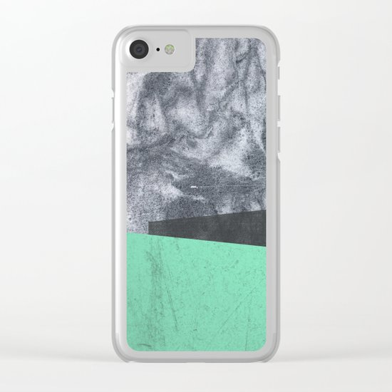 Walls Clear iPhone Case