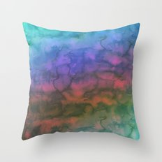Waterscape 005 Throw Pillow