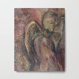 No. 33 – Mi Angel, El Metal Print
